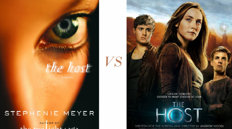 Book or movie? - The Host