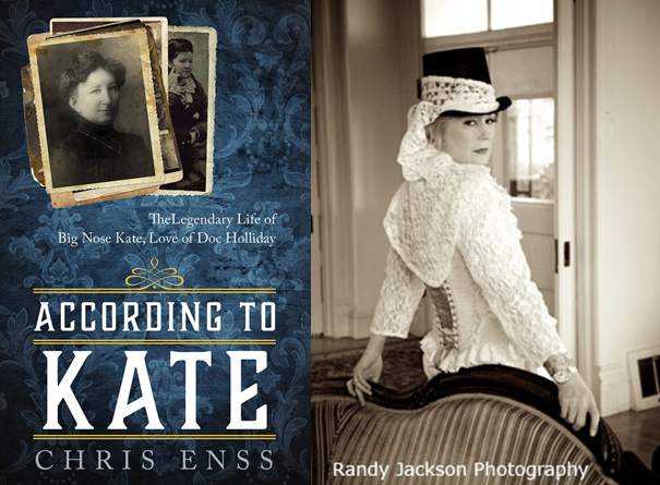 Interview with Chris Enss on her nonfiction book about a strong woman of the Old West and the untold side of her own story