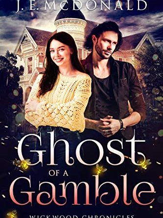 Ghost of a Gamble book cover