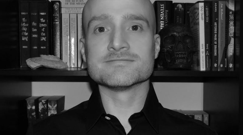Interview with author Craig A. Munro on his journey to publish his dark fantasy debut