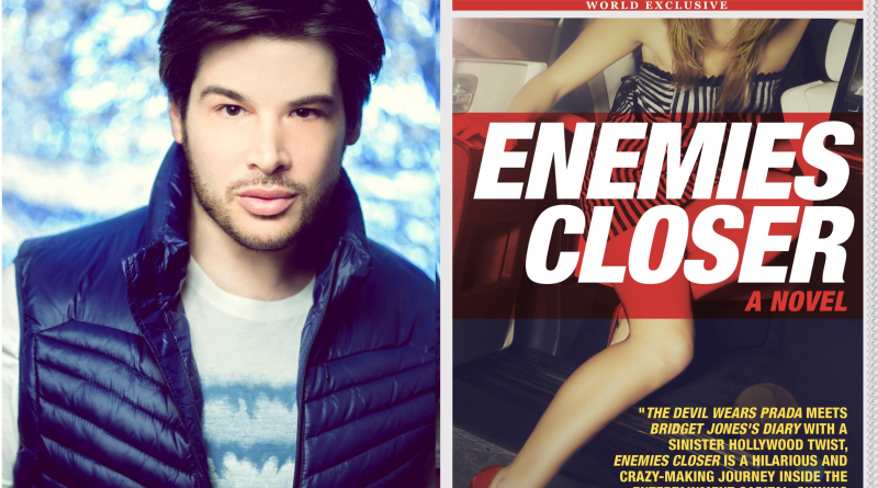 Josh Sabarra on his first work of fiction and his Hollywood experience behind it